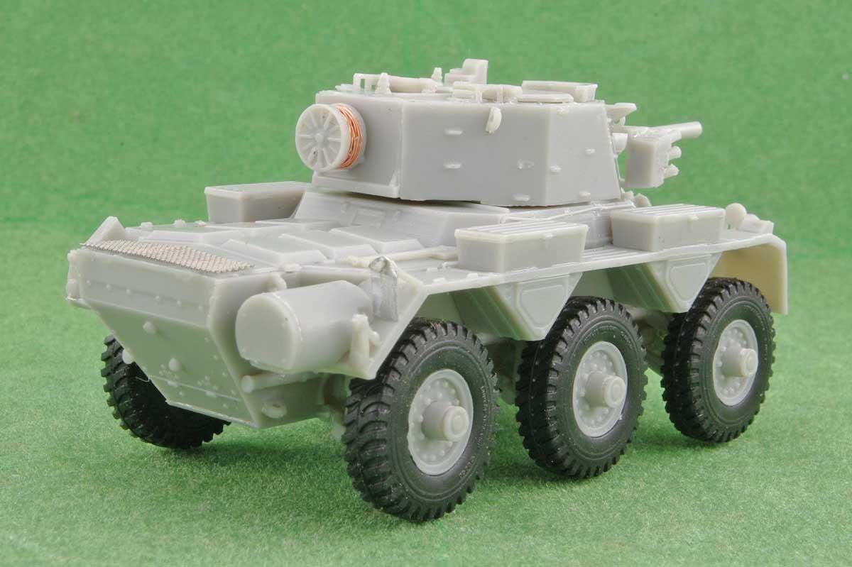 ACE: Model FV-601 Saladin Armoured car