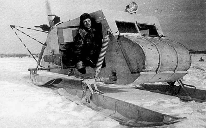 Купить катер на воздушной подушке в СПб  Севера России