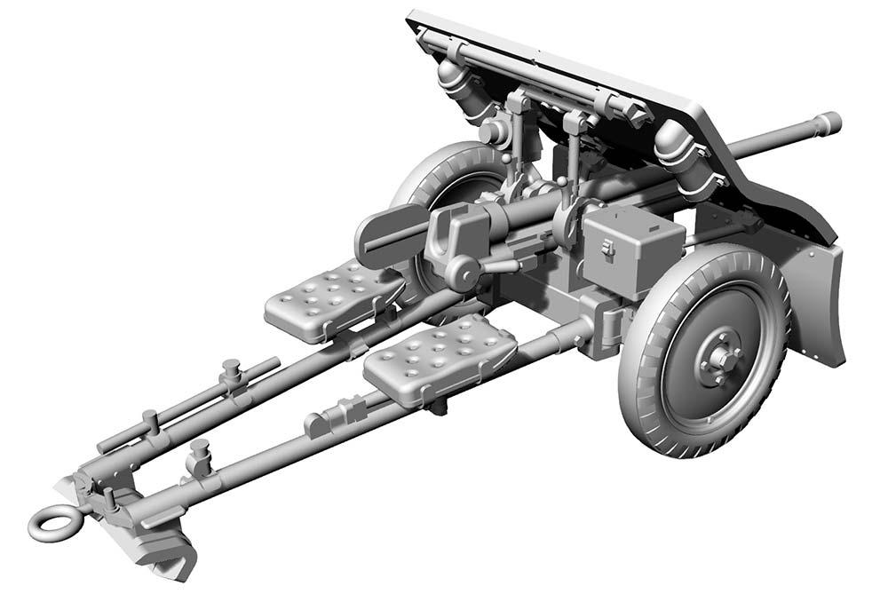 37мм противотанковая пушка: